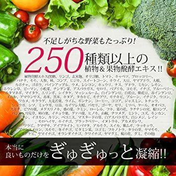 炭 ダイエットサプリ 3つの炭 250種の酵素 ダイエット ジュースバナナ味 チャコール 美人_画像4