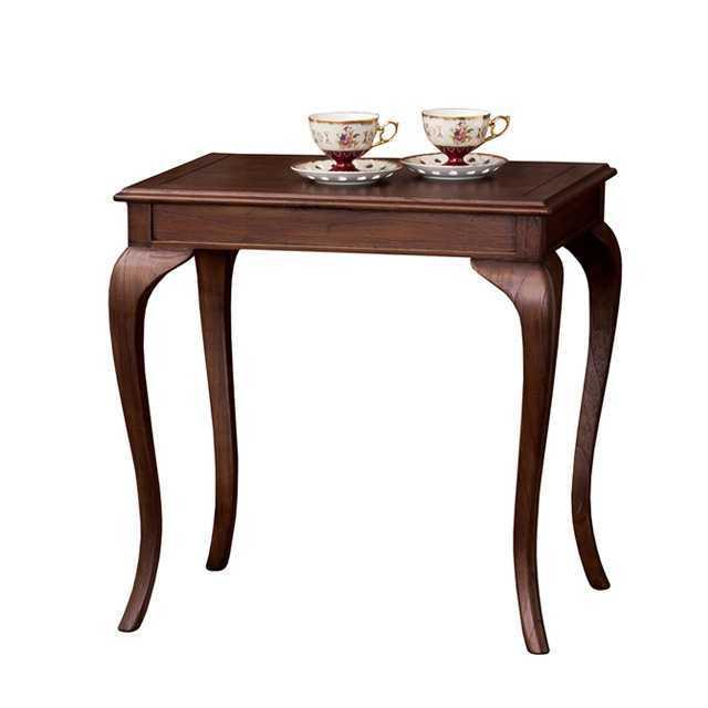 ウェール コーヒーテーブル ブラウン アンティーク 高級感 木目 デスク 送料無料_画像1