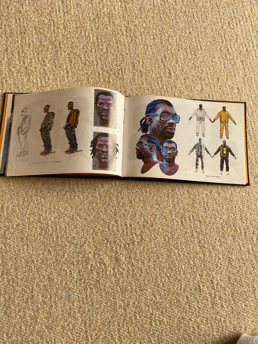 グランドセフトオート4 アートブック