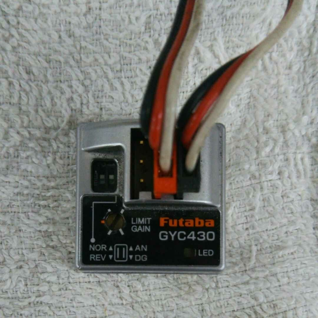 ラジコン ジャイロ フタバ  GYC430
