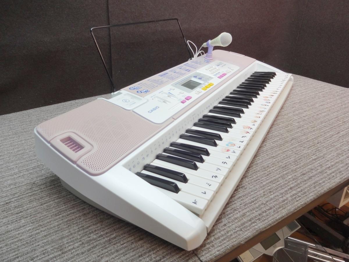 ●き1-108 CASIO カシオ LK-103 光ナビゲーション キーボード_画像5