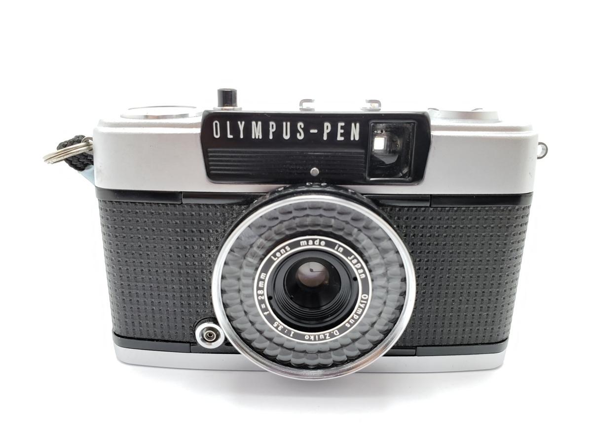 ★ハローカメラ★7174 OLYMPUS PEN EE-3 / 28mm F3.5 /ハーフ判 [シャッター切れ.赤ベロでます]動作品  現状  1円スタ-ト