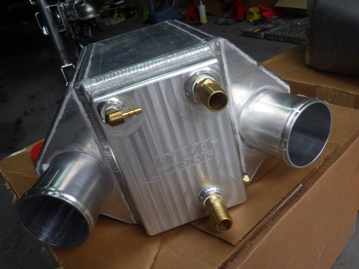 「RIVA Sea-Doo RXP/RXT 300 GEN-4 Power Cooler 大容量インタークーラー」の画像1
