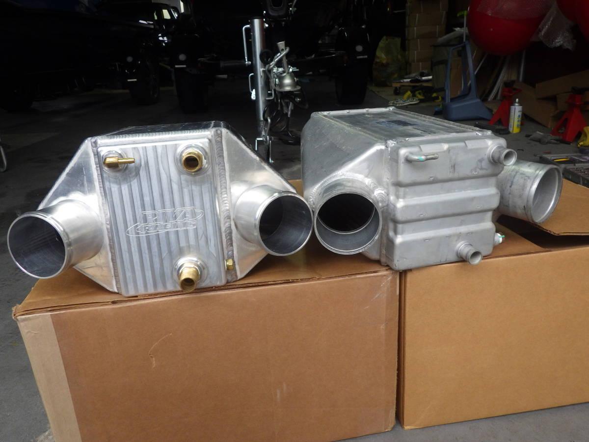 「RIVA Sea-Doo RXP/RXT 300 GEN-4 Power Cooler 大容量インタークーラー」の画像3