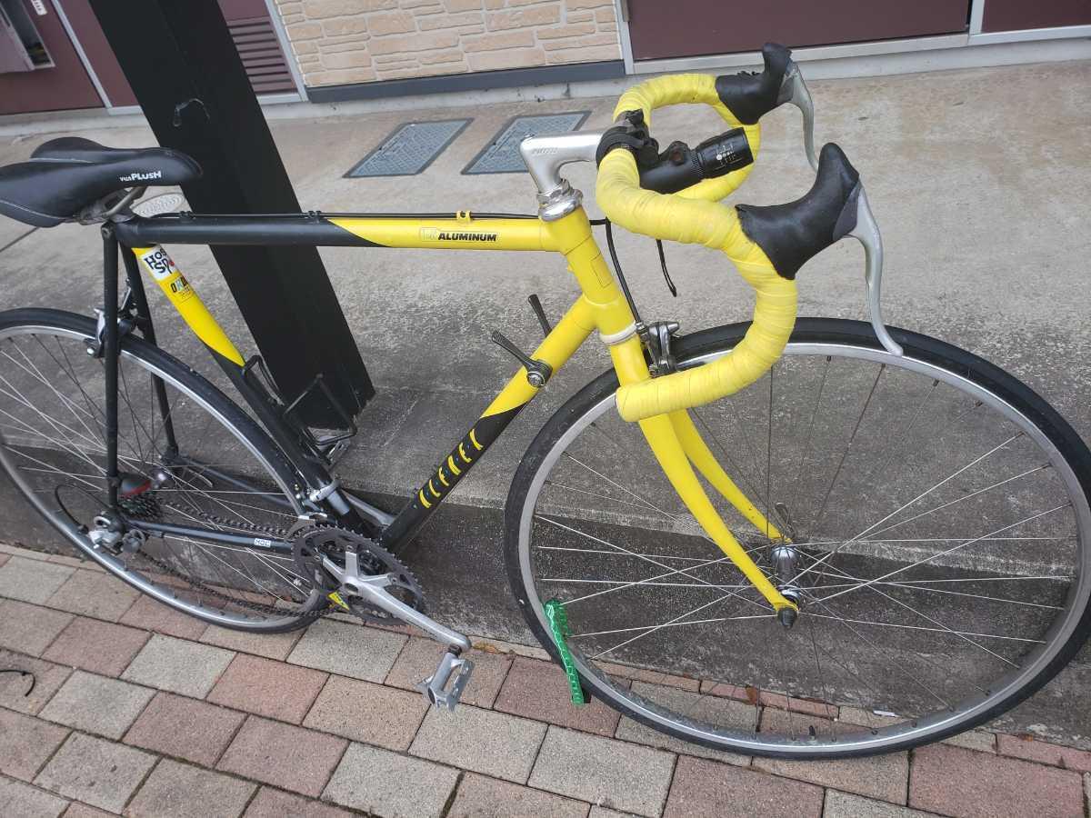 美品!ミヤタALFREX販売価格、150000円ロードバイク、引き取りok_画像5