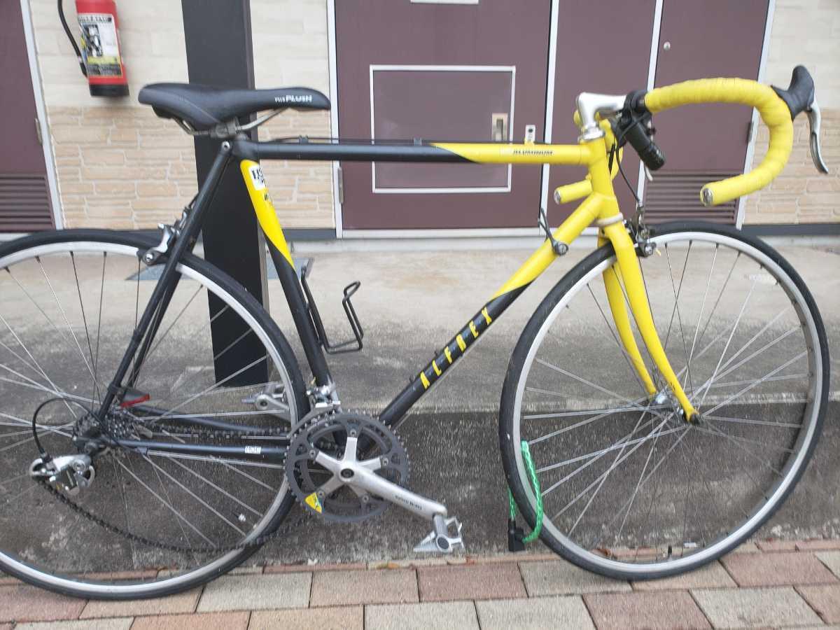 美品!ミヤタALFREX販売価格、150000円ロードバイク、引き取りok_画像1