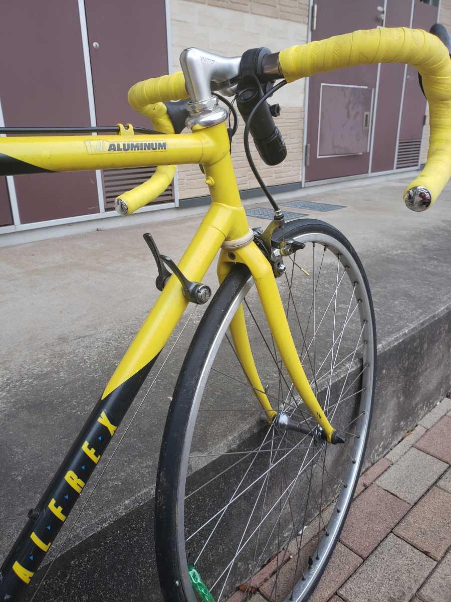 美品!ミヤタALFREX販売価格、150000円ロードバイク、引き取りok_画像2