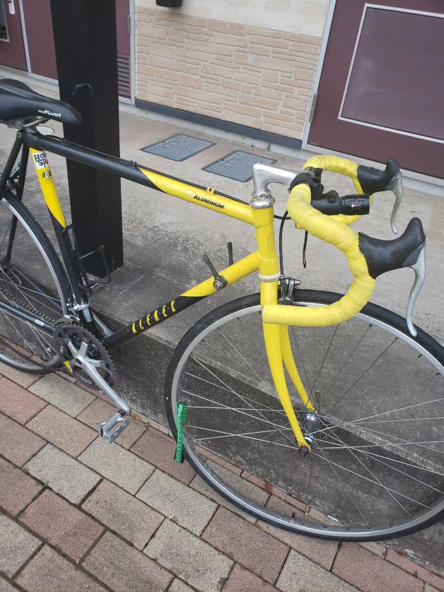 美品!ミヤタALFREX販売価格、150000円ロードバイク、引き取りok_画像3