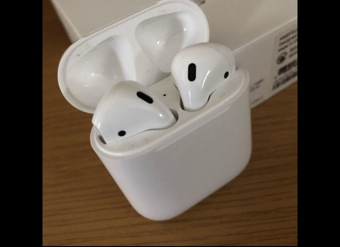 AirPods Apple アップル エアポッズ AirPodsPro AirPodsMAX AirPods2 美品 本物