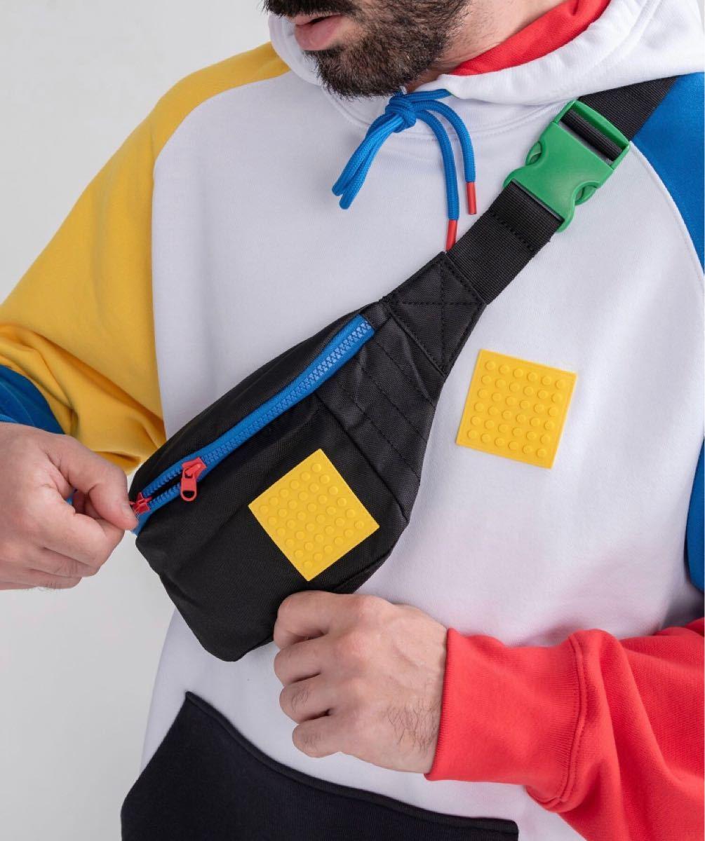 新品 レゴ(R) x Levi's(R) Lego Standard Sling  ウエストポーチ 男女兼用 ウエストバッグ レゴ