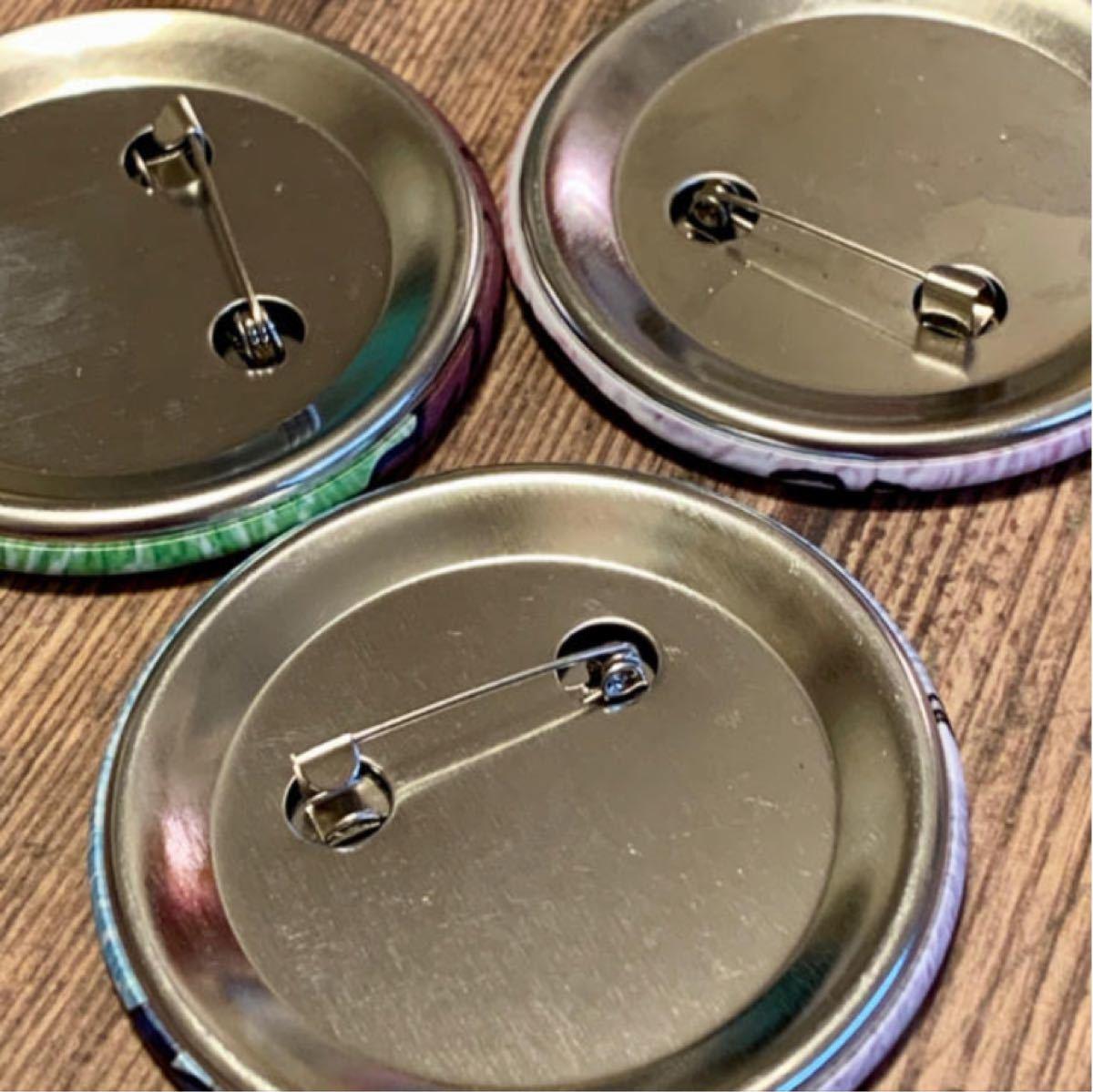 【胡蝶 しのぶ/5点セット】鬼滅の刃 缶バッジ&アクリルキーホルダー