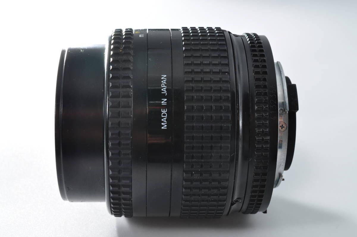 売切り NIKON ニコン AF NIKKOR 35-70mm F/3.3-4.5 オートフォーカス 一眼レフ レンズ ジャンク扱い_画像4
