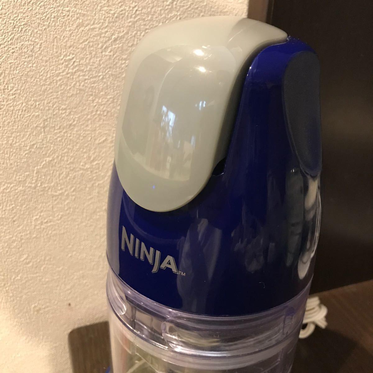 フードプロセッサー ニンジャ  Ninja