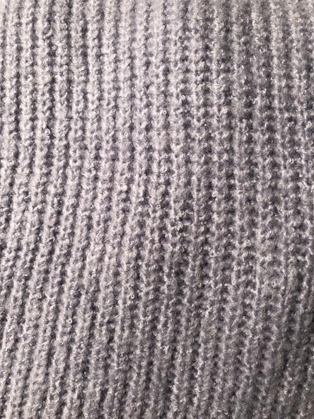 ◆◇◆koe/コエ◆◇◆ふんわり柔らか♪サイドスリットハイネックセーター♪サイズフリー◆◇◆美品_画像5