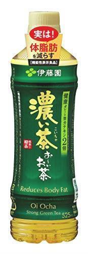 【激安】 伊藤園 おーいお茶 濃い茶 525ml×24本 [機能性表示食品]_画像1