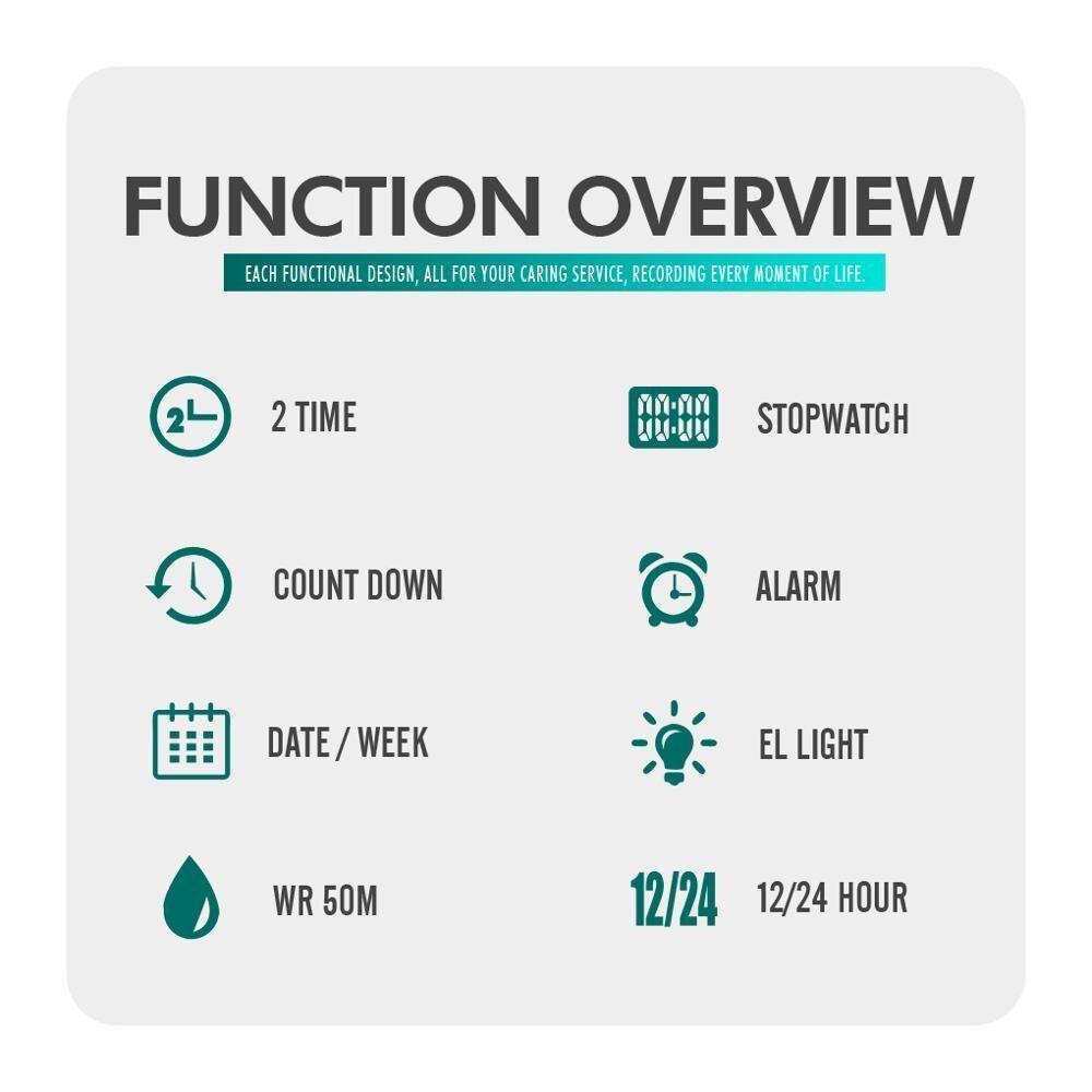 トップブランドのメンズ腕時計高級2時間ledライトカウントダウンデジタル腕時計クロノグラフ日付表示腕時計skmeiブランド時計_画像2
