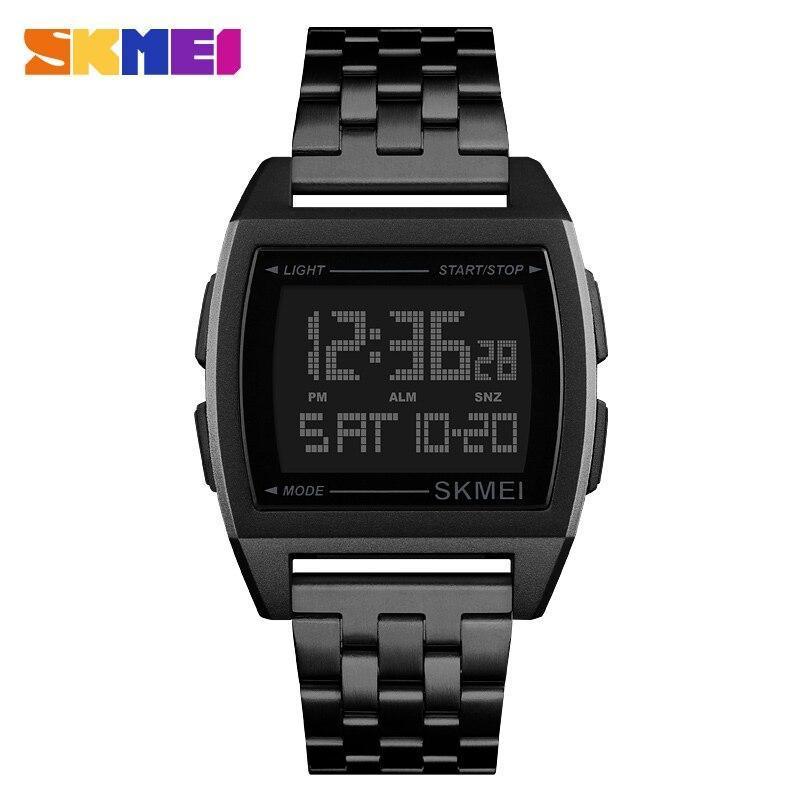 Skmei軍事スポーツ腕時計ledデジタル電子時計防水メンズ腕時計トップブランドの高級男性時計レロジオmasculino_画像1