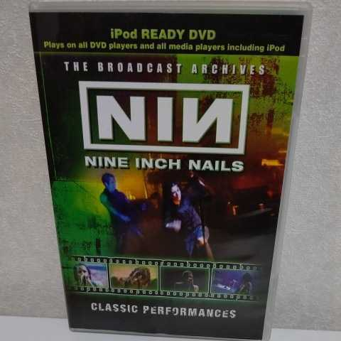 NINE INCH NAILS/The Broadcast Archives 輸入盤DVD ナイン・インチ・ネイルズ_画像1