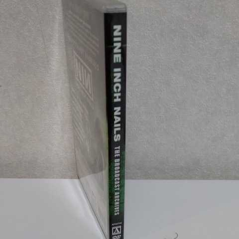 NINE INCH NAILS/The Broadcast Archives 輸入盤DVD ナイン・インチ・ネイルズ_画像3