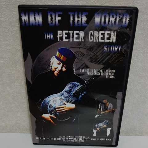 PETER GREEN/Man of the World:The PETER GREEN Story 輸入盤DVD ピーター・グリーン フリートウッド・マック_画像1