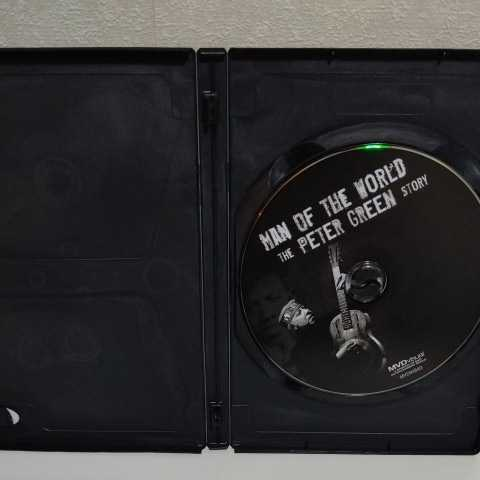 PETER GREEN/Man of the World:The PETER GREEN Story 輸入盤DVD ピーター・グリーン フリートウッド・マック_画像4