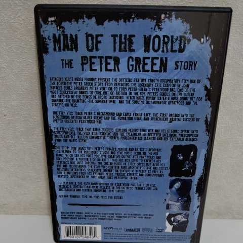 PETER GREEN/Man of the World:The PETER GREEN Story 輸入盤DVD ピーター・グリーン フリートウッド・マック_画像2