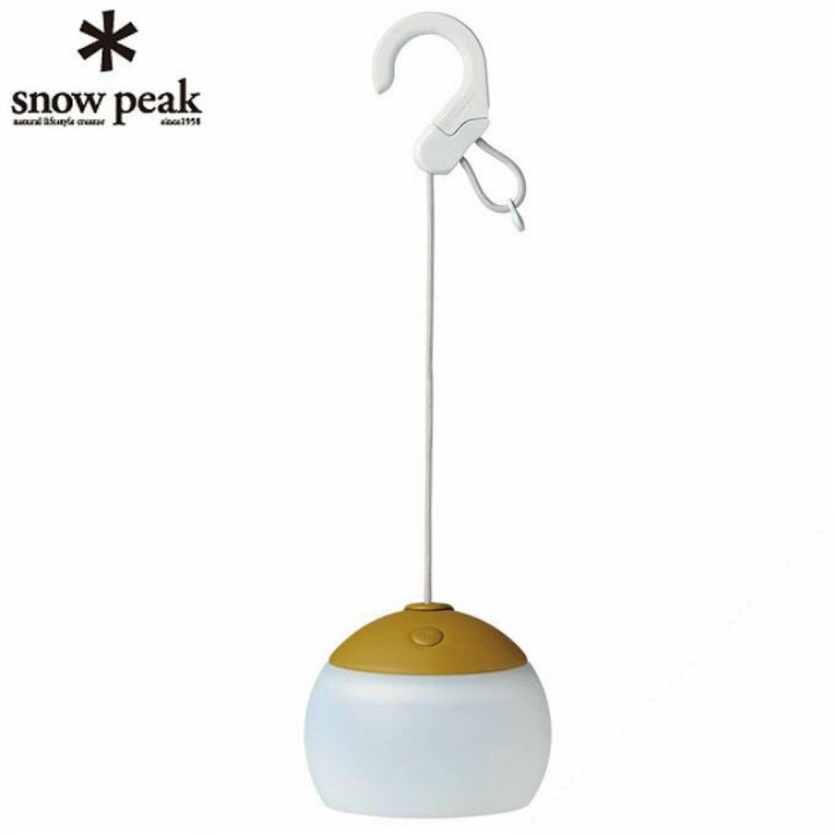 スノーピーク ほおずき もり snow peak