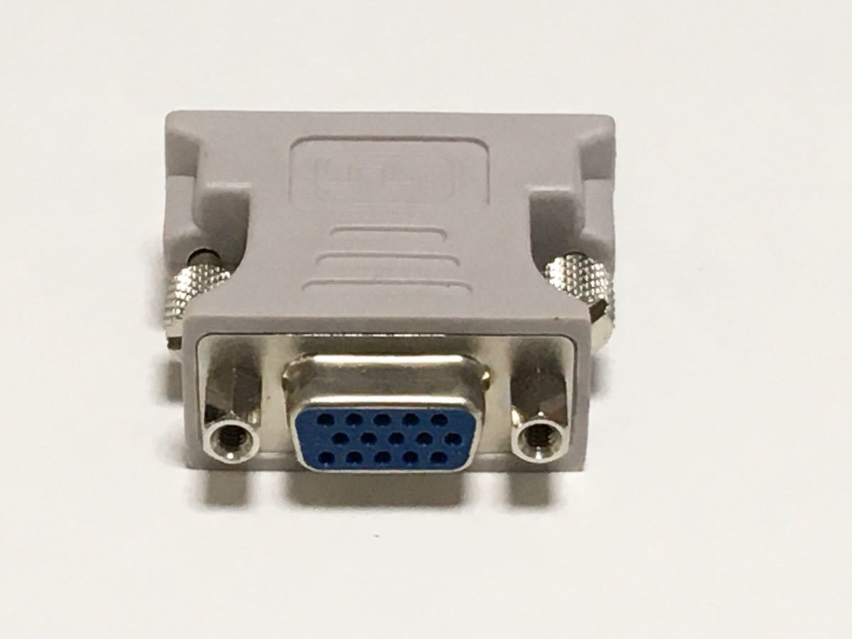 VGA DVI 変換アダプター (371-1805-01) 変換コネクタ