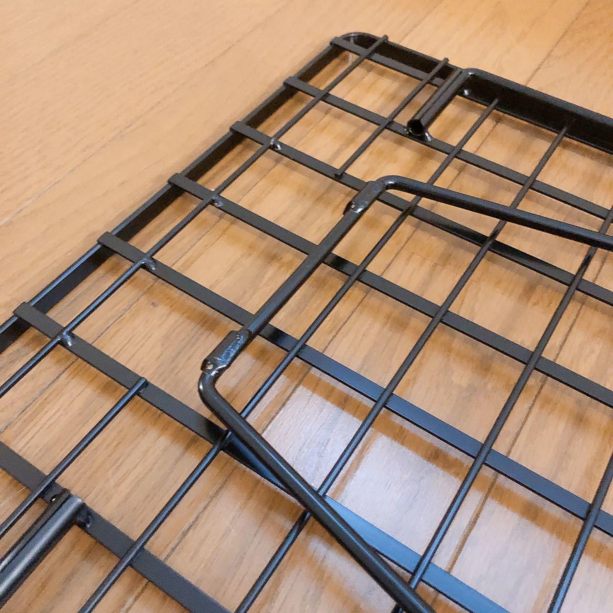 ユニフレーム UNIFLAME フィールドラック 2台 ブラック 611616 LTトート 683538 ラック 収納 テーブル