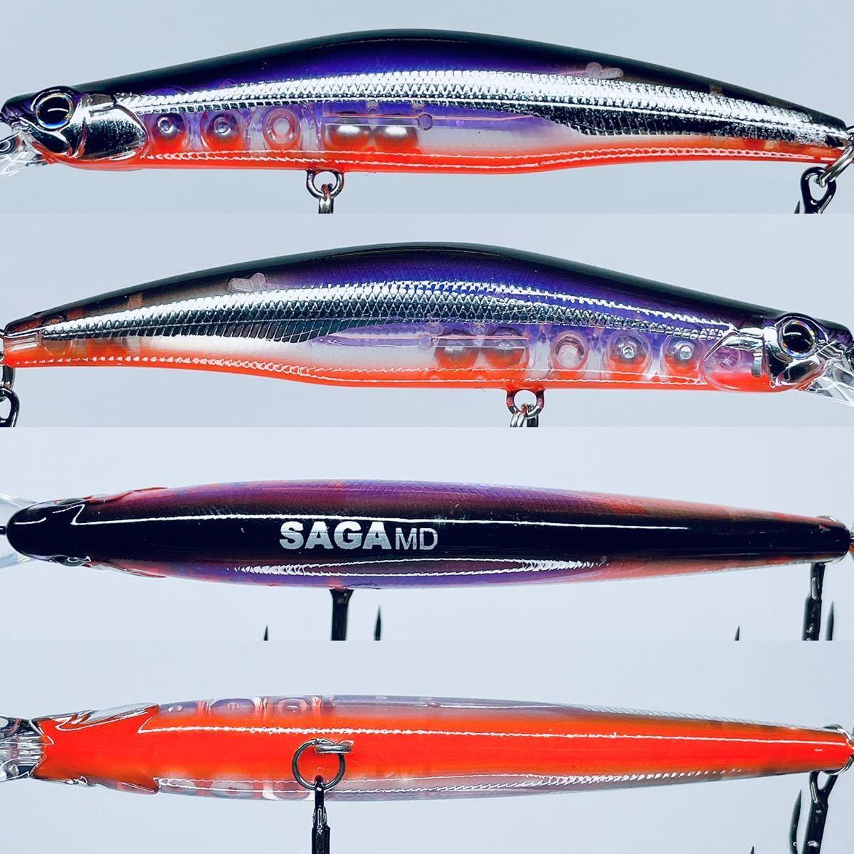 デップ東京 サーガ 80 MD オレンジベリー 検索) 琵琶湖 SAGA DEPP TOKYO デッピー_画像3