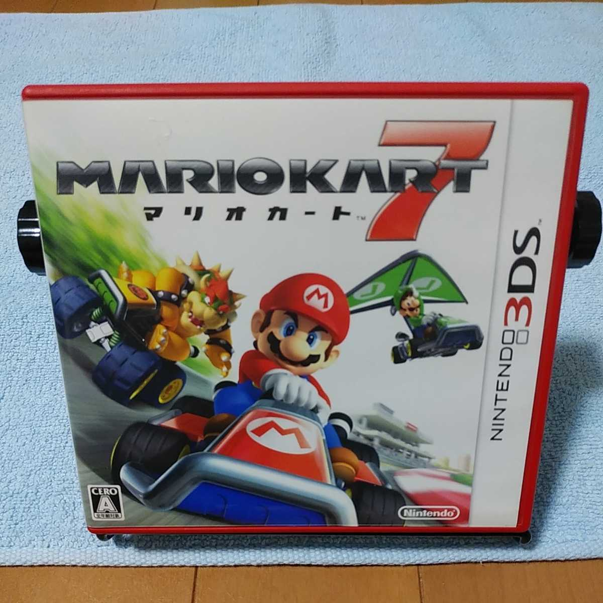 任天堂(ニンテンドー) 3DSソフト マリオカート7