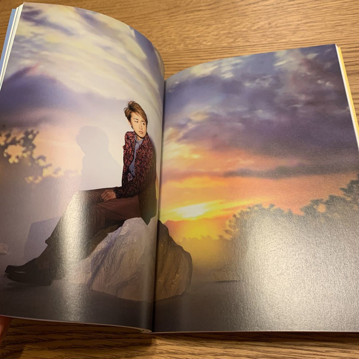 ARASHI 嵐 beautiful world コンサートパンフレット 中古