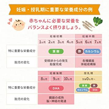 90粒入(約30日分) 森永 ママのDHA 90粒入 (約30日分) 妊娠期~授乳期_画像8