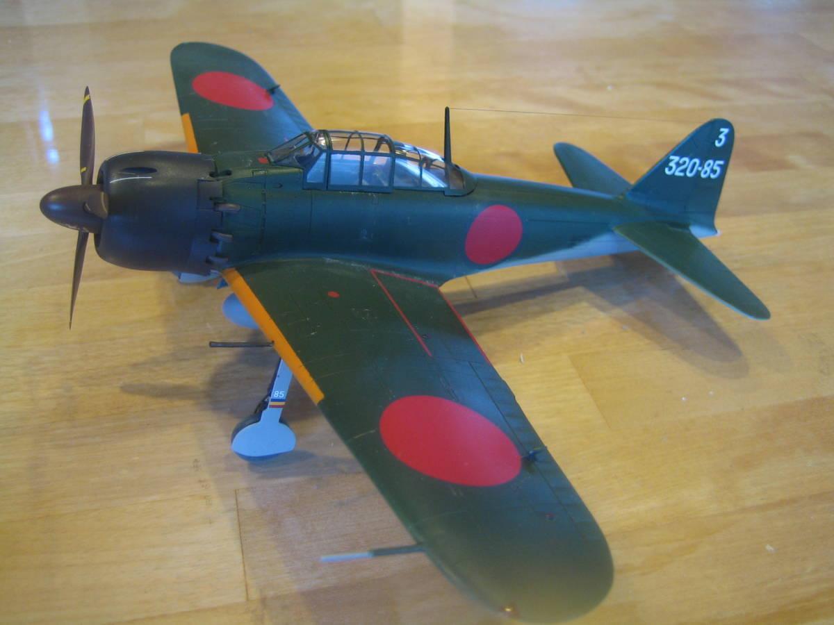 零式艦上戦闘機52型 完成品 1/48 ハセガワ_画像4