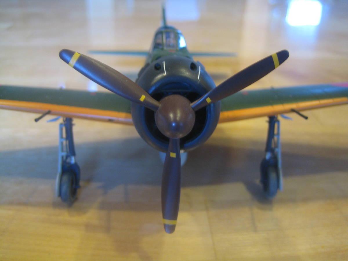 零式艦上戦闘機52型 完成品 1/48 ハセガワ_画像8