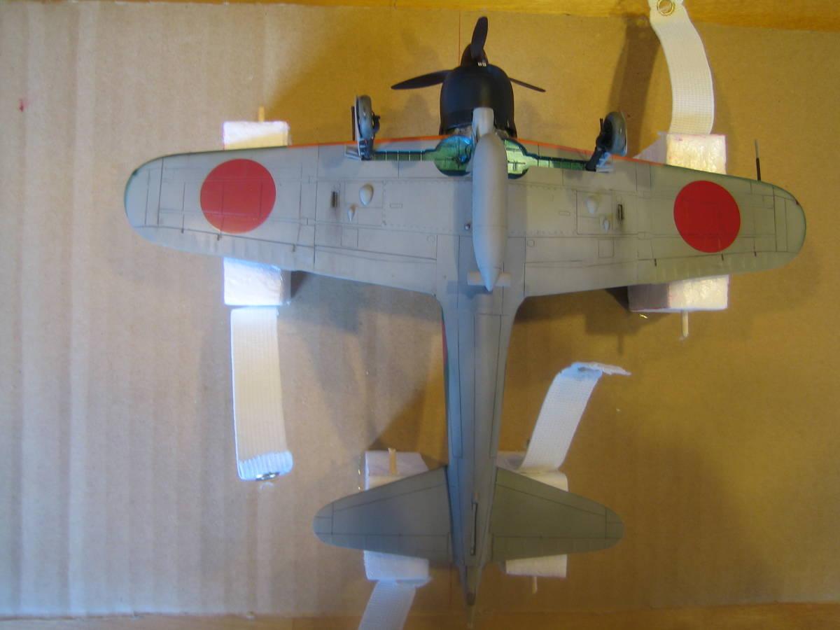 零式艦上戦闘機52型 完成品 1/48 ハセガワ_画像9