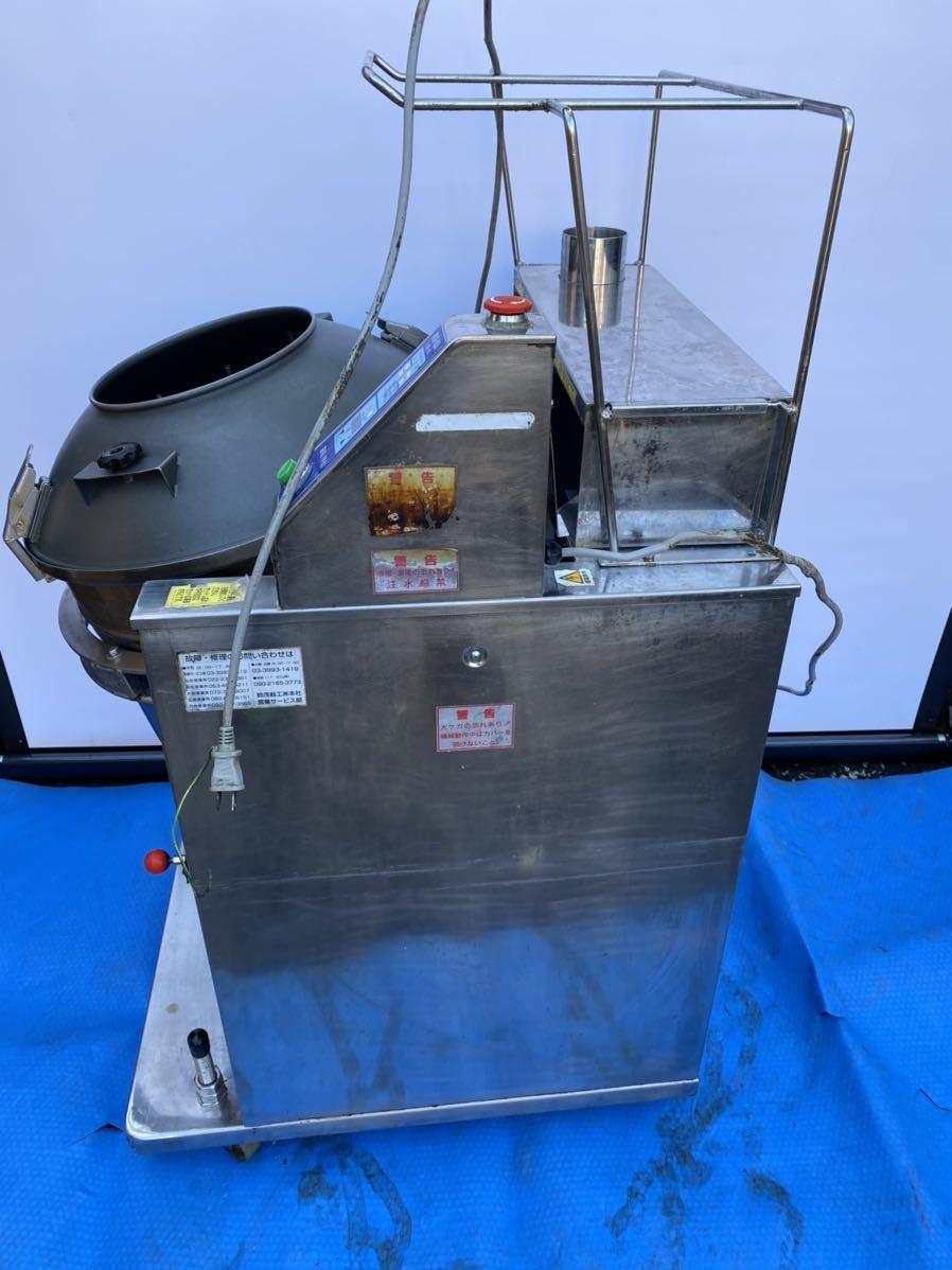 SUZUMO/鈴茂 自動シャリ切り機 シャリッカー ★MCR-ASA★ MCR-ASA-HM 100V 50/60Hz 300W 2011年製品_画像5