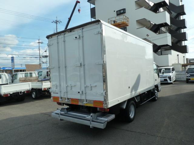 「リースアップ車 エルフ2tロング冷蔵冷凍車格納Pゲート NOx適合」の画像2