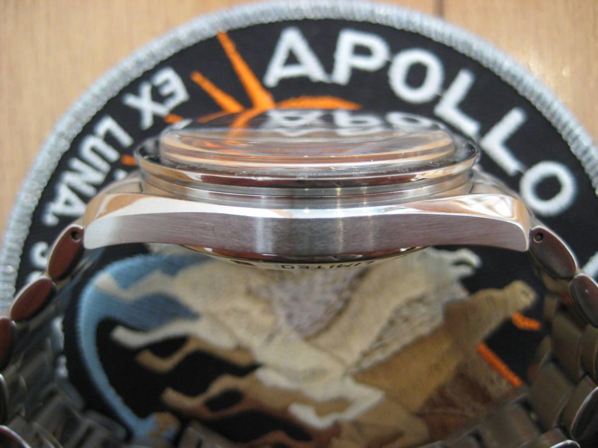 オメガ スピードマスタープロフェッショナル アポロ13号限定_画像7