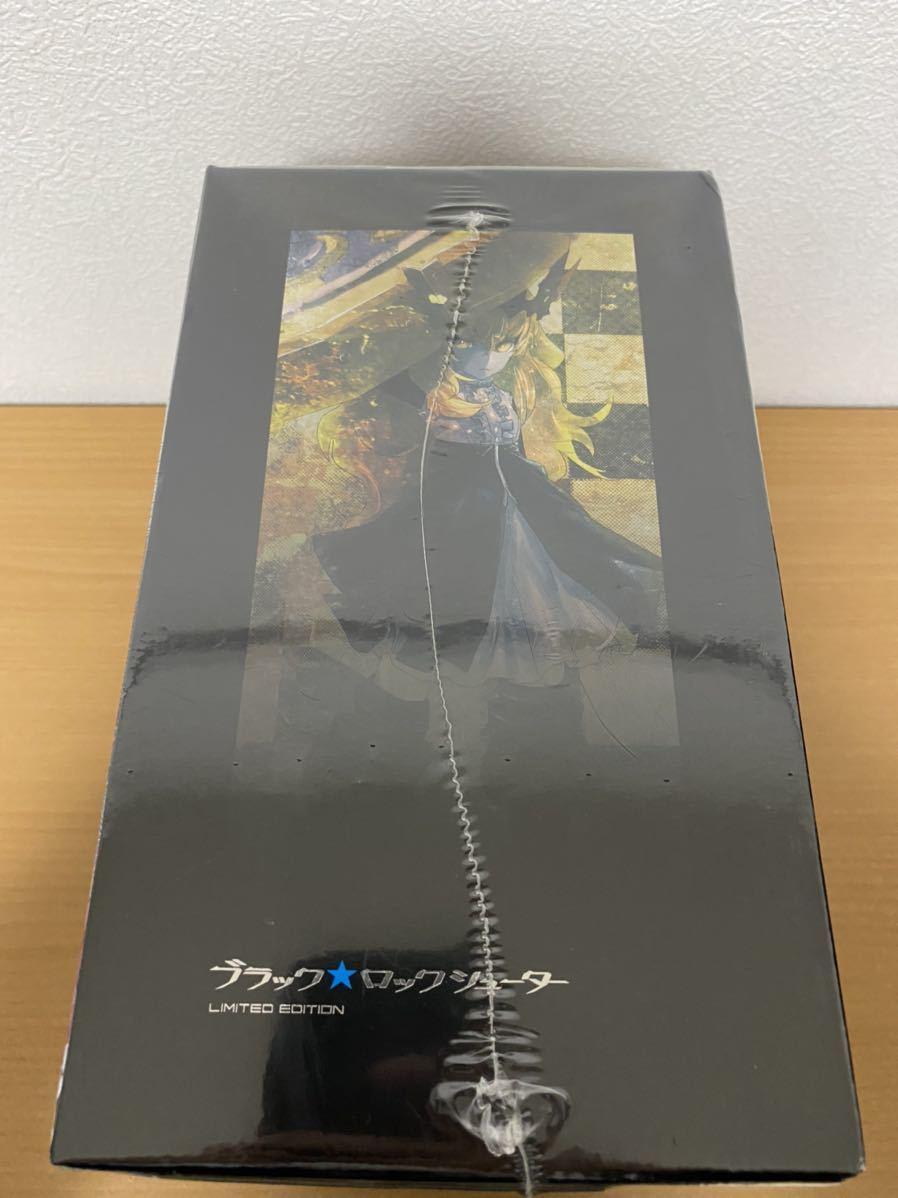 未開封 ブラック★ロックシューター DVD-BOX 完全生産限定版
