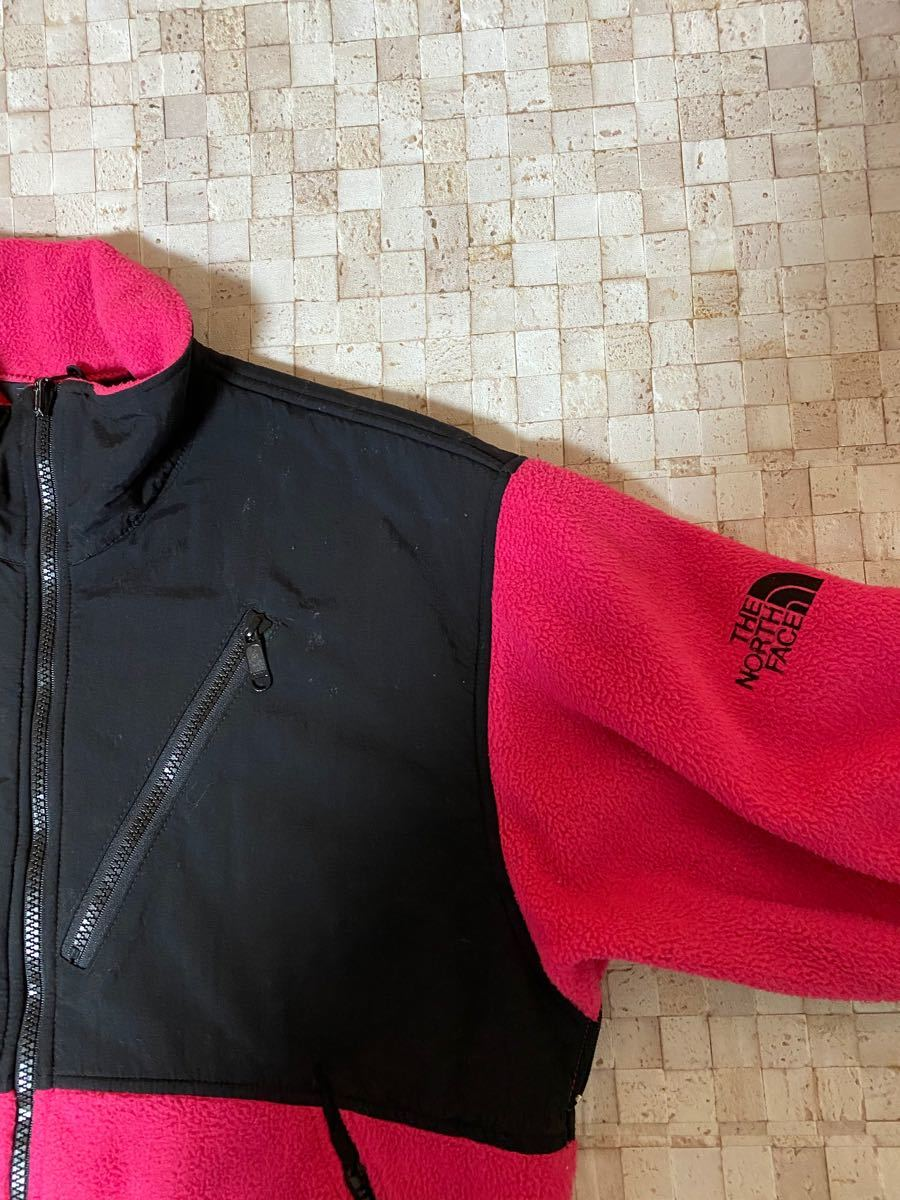 THE NORTH FACE JACKET デナリ フリース