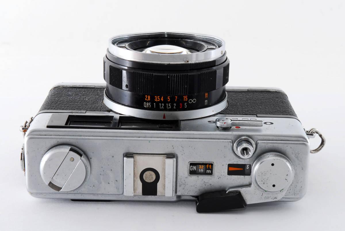 送料無料★OLYMPUSフィルムカメラ★オリンパス OLYMPUS 35DC 現状品_画像5