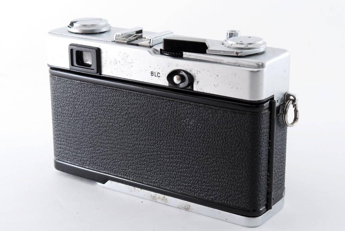 送料無料★OLYMPUSフィルムカメラ★オリンパス OLYMPUS 35DC 現状品_画像7