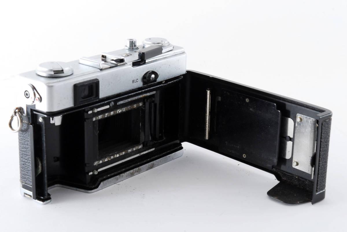 送料無料★OLYMPUSフィルムカメラ★オリンパス OLYMPUS 35DC 現状品_画像9