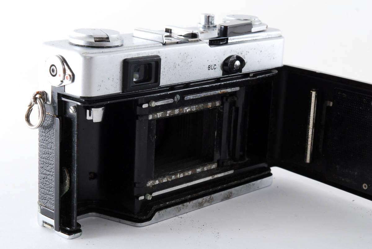 送料無料★OLYMPUSフィルムカメラ★オリンパス OLYMPUS 35DC 現状品_画像10