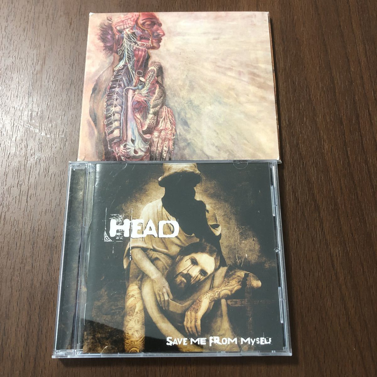 【Korn 関連】Fear And The Nervous System (2CD) US盤 マンキィ Brian Head Welch Save Me from Myself ブライアン・ヘッド ニューメタル