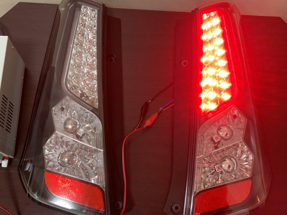スズキ ワゴンR MH23S LEDテールランプ ジャンク サンダーテール_画像3