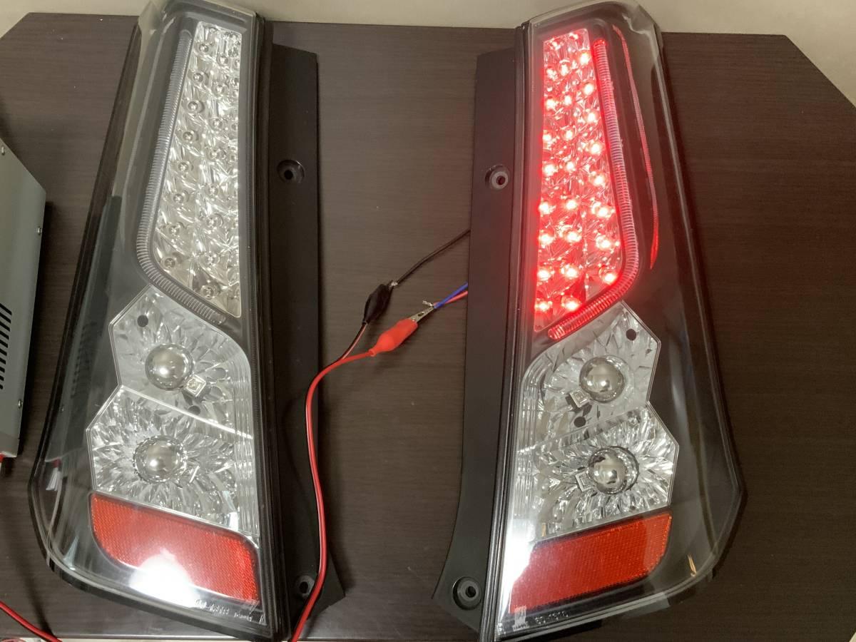 スズキ ワゴンR MH23S LEDテールランプ ジャンク サンダーテール_画像2