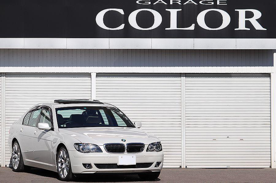 「【 実走行4.6万k / 150台限定 / Individual 】 2009y最終 BMW 750i ダイナミック・スポーツ・エディション」の画像1