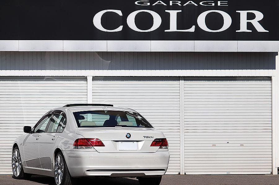 「【 実走行4.6万k / 150台限定 / Individual 】 2009y最終 BMW 750i ダイナミック・スポーツ・エディション」の画像3